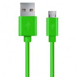 Esperanza Micro USB kabl 1,5m EB144G zeleni