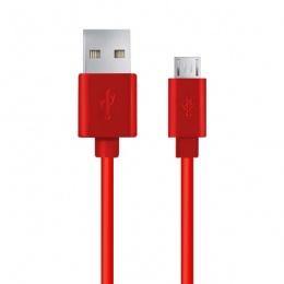 Esperanza Micro USB kabl 1,5m EB144R crveni