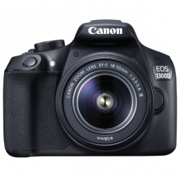 Canon EOS 1300D + 18-55mm IS + torba + 16GB kartica