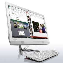 Lenovo AIO 300-23ISU, White, 23 (F0BY00JCSC)