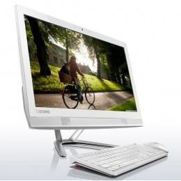 Lenovo AIO 300-23ISU, White, 23 (F0BY00JBSC)