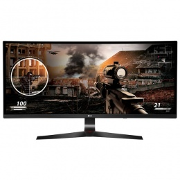 LG 34UC79G-B 34 Ultrawide Curved LED IPS Gaming Monitor