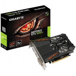 Gigabyte nVidia GeForce GTX 1050TI 4GB DDR5