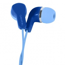 Canyon slušalice s mikrofonom CNS-CEPM02BL plave