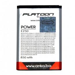 Platoon baterija za mobitel E250 850mAh