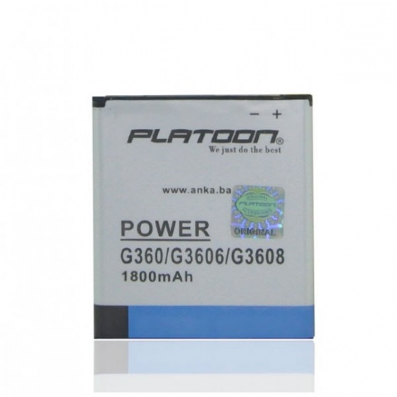 Platoon baterija za mobitel G360 1800mAh
