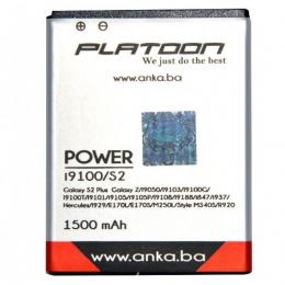 Platoon baterija za i9100 1500mAh