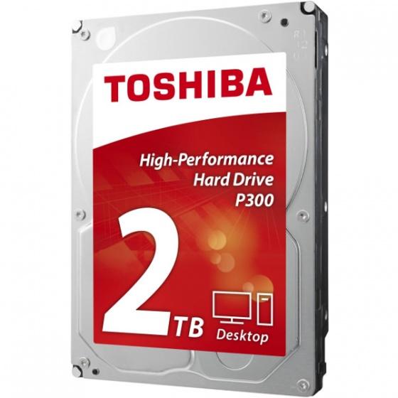 Toshiba HDD 2TB HDWD120UZSVA, 3,5 SATA3