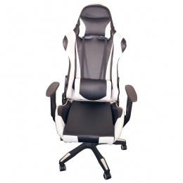 AH Seating Gaming stolica e-Sport DS-057 crna/bijela