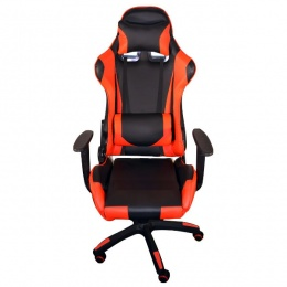 AH Seating Gaming stolica e-Sport DS-122-BR crna/crvena