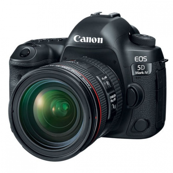 Canon EOS 5D Mark IV 24-70 4L KIT