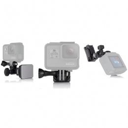GoPro Helmet front, side mount