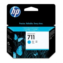 HP tinta CZ130A (No.711) Cyan
