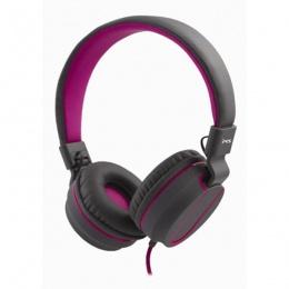 MS headset FEVER 2 sivo roze