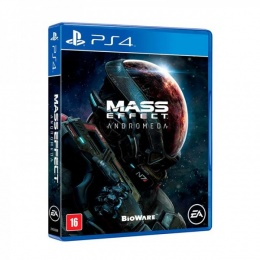 Mass Effect Andromeda za PS4