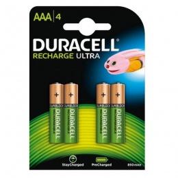 Duracell baterija punjiva 850mAh AAA 4kom