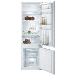 Gorenje kombinovani ugradbeni frižider RKI 5181 AW