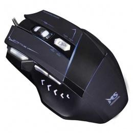 MS miš SAMURAI PRO Gaming crni