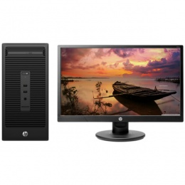 HP Desktop PC 280 G2 + Monitor V213a 20.7, Z2J88EA