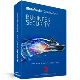 BitDefender GravityZone Business Security 3-24 korisnika 1 godina