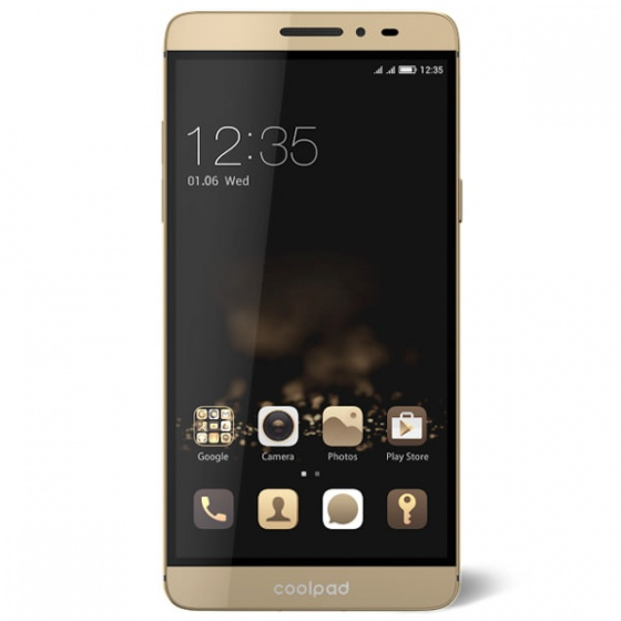 Coolpad Max (A8) Gold