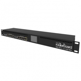 Mikrotik router RB3011UiAS-RM
