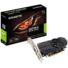 Gigabyte nVidia GeForce GTX 1050 LP 2GB DDR5