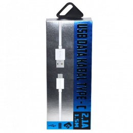 Platoon kabl USB type C 1,5m 2,1A