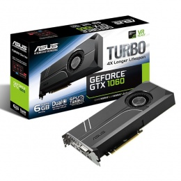 Asus TURBO nVidia GeForce GTX 1060 6GB DDR5