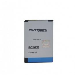 Platoon baterija za smart telefon i8190 1250mAh