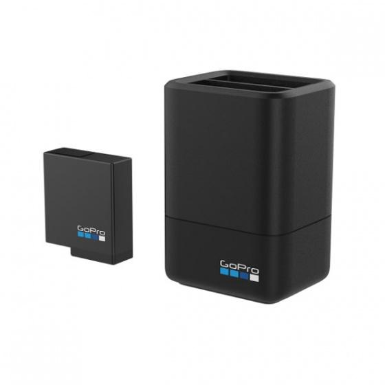 GoPro punjač za baterije za HERO 5 (+ dodatna baterija)