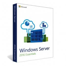 Microsoft Windows Server 2016 Essentials OEM, G3S-01045