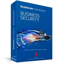 BitDefender GravityZone Business Security GOV licenca 3-24 korisnika 1 godina