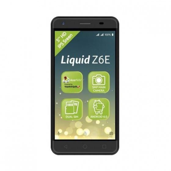 Acer Liquid Z6E Dual SIM + dodatni cover