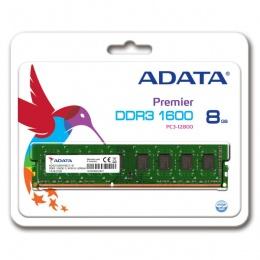 ADATA 8GB DDR3 1600 MHz, AD3U1600W8G11-R