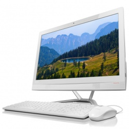 Lenovo AIO 300-23ISU, White, 23 (F0BY00NTSC)
