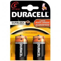 Duracell baterija BSC LR14 C 2 kom