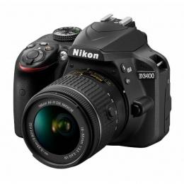 Nikon D3400 18-55mm AF-P + Lenspen olovka