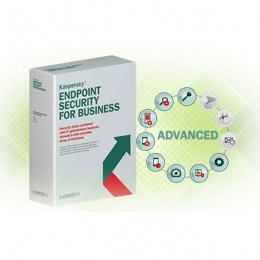 Kaspersky Endpoint Security for Business - Advanced, Governmental 1 year, Band: 50-99