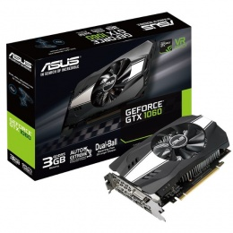 Asus nVidia GeForce PH-GTX1060 3GB DDR5