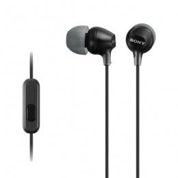 Sony slušalice EX15 crne