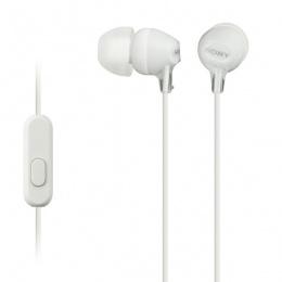Sony slušalice EX15 bijele
