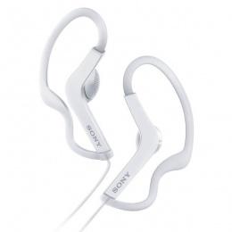 Sony slušalice AS210 sportske bijele