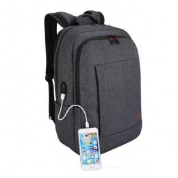 Tigernu Ruksak za laptop T-B3142 17 Black USB