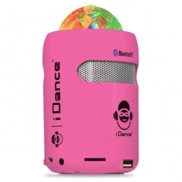 iDance bluetooth zvučnik SB1 Pink