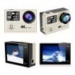 Eken action kamera H8R WiFi+baterija gratis