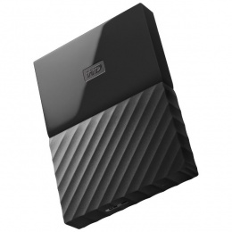 WD Externi 3TB MY Passport Black, WDBYFT0030BBK