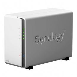 Synology DiskStation DS216j sa diskovima – 2x 1TB WD Red