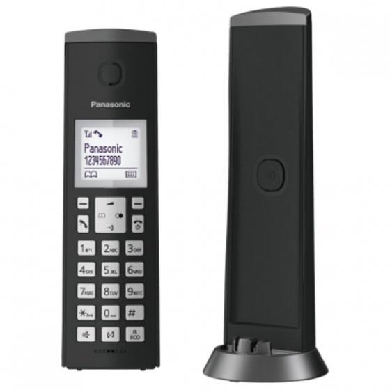 Panasonic telefon KX-TGK210FXH crni