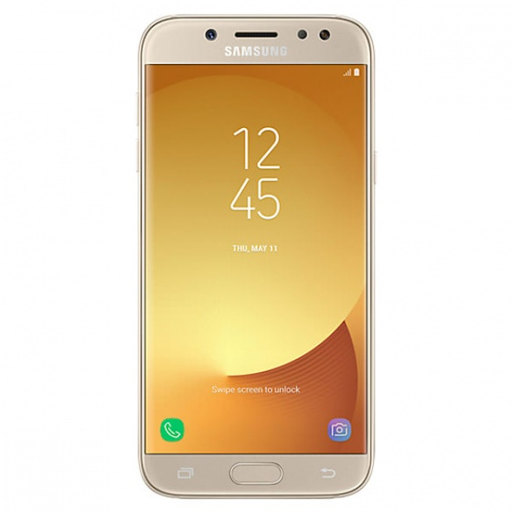 Samsung Galaxy J530 J5 2017 Dual SIM zlatni